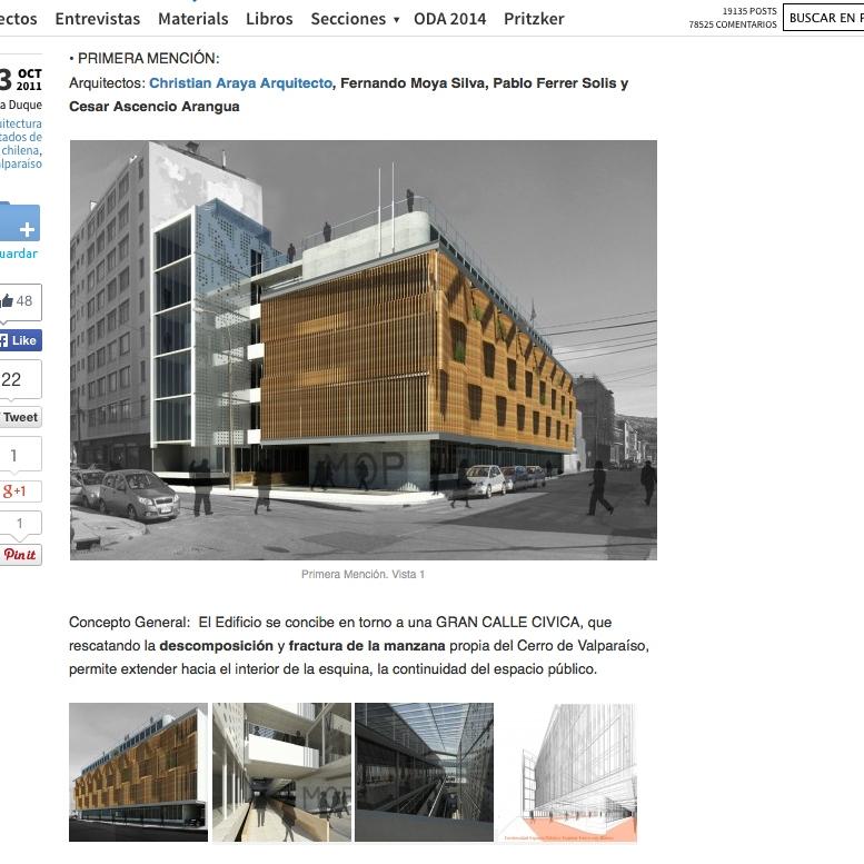 http://www.plataformaarquitectura.cl/2011/10/13/resultados-concurso-edificio-ministerio-de-obras-publicas-valparaiso/