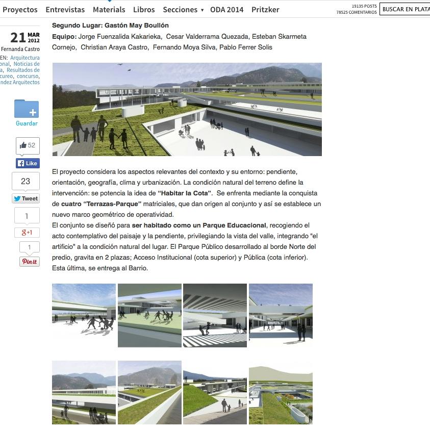 http://www.plataformaarquitectura.cl/2012/03/21/primer-y-segundo-lugar-concurso-colegio-aleman-de-chicureo/